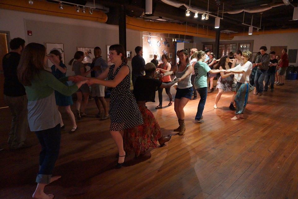 Spartanburg Contra Dance